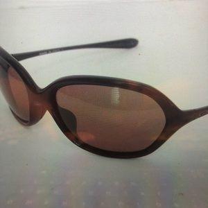 Oakley women's warm up sunglasses, POLARIZED,